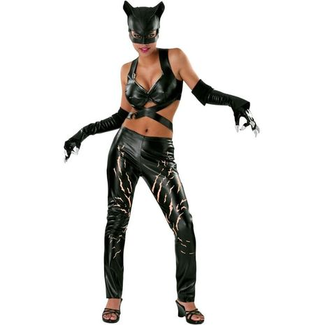 Карнавальный костюм кошки большой