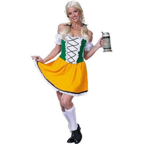 Карнавальный костюм Легкомысленная фройлейн