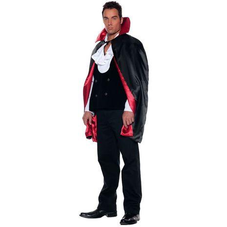 Карнавальный костюм плащ вампира