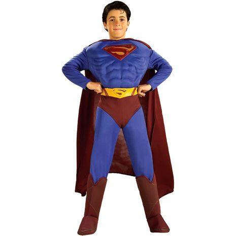 Карнавальный костюм сильного супермена