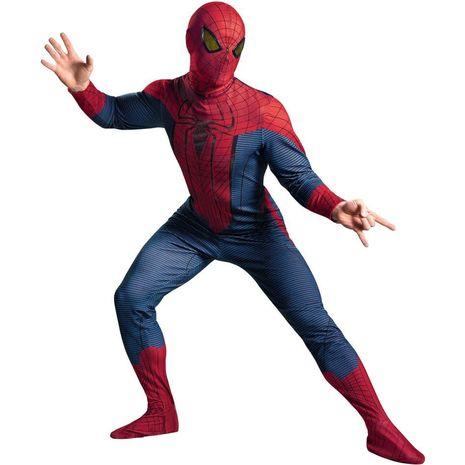 Карнавальный костюм спайдермэна люкс