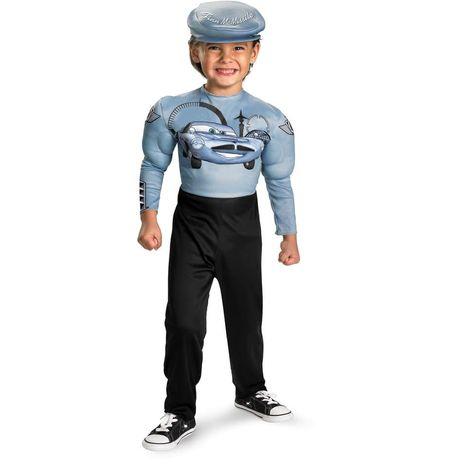 Карнавальный костюм Тачки 2
