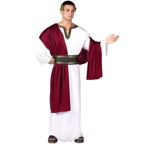 Карнавальный костюм великого Цезаря
