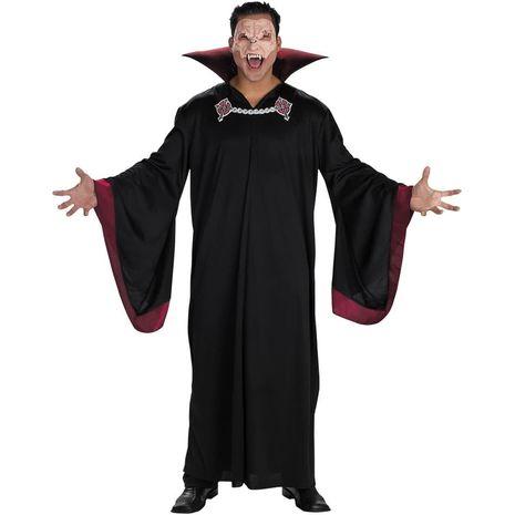 Карнавальный костюм злого вампира