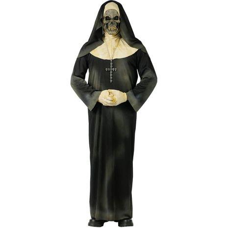 Карнавальный костюм зловещая монахиня