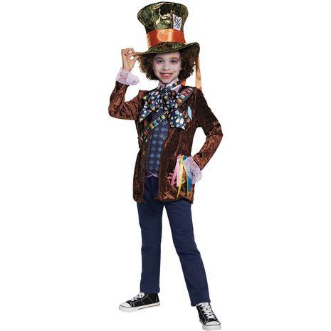 Костюм Безумного Шляпника для детей