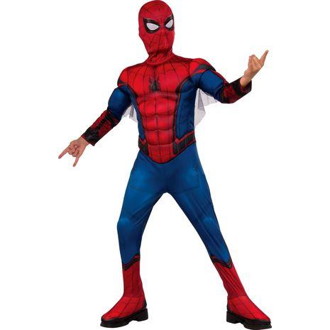 Костюм Человек-паук с мускулами детский