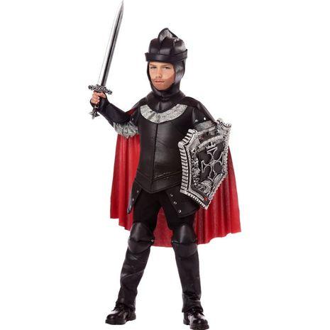 Костюм Чёрный рыцарь детский