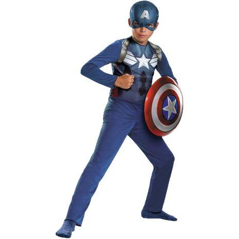 Костюм Капитан Америка детский