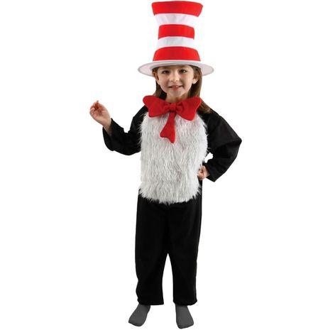Костюм Кот в шляпе детский