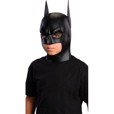 Латексная детская маска Бэтмена