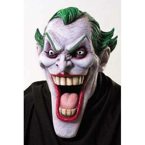 Латексная маска Джокер