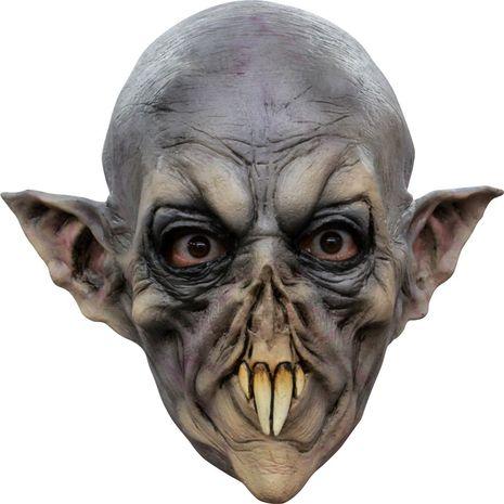 Латексная маска Орка