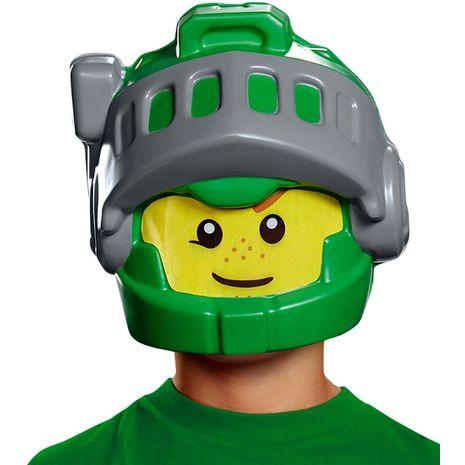 Лего маска Аарона для детей