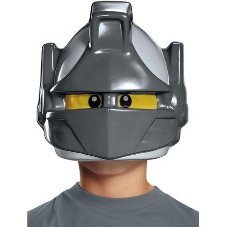 Лего маска Лэнса для детей