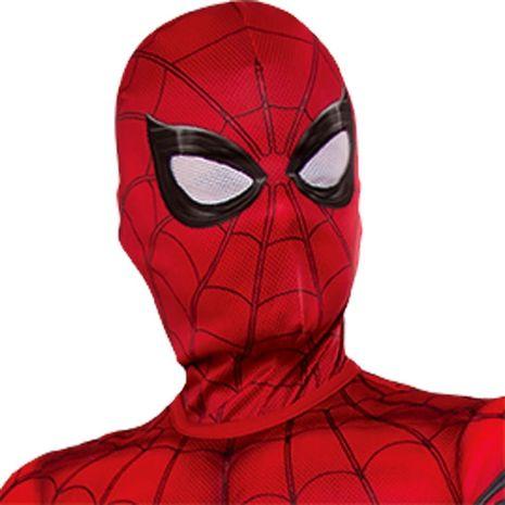Маска человека паука для детей