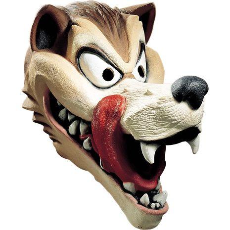Маска голодного волка