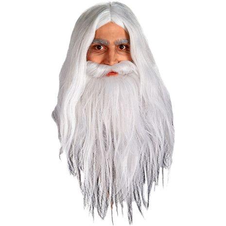 Парик и борода Гэндальфа