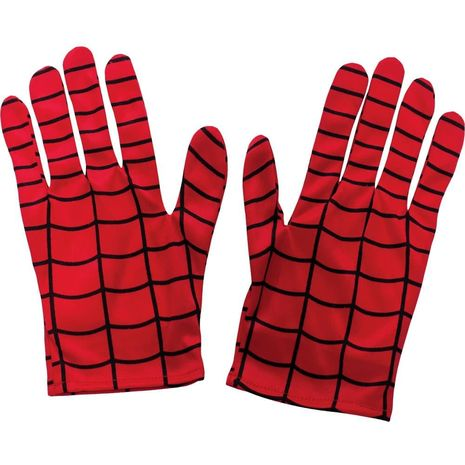 Перчатки спайдермена детские