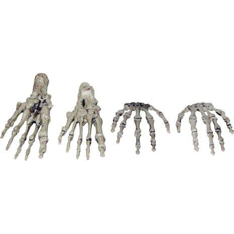 Руки и ноги скелета