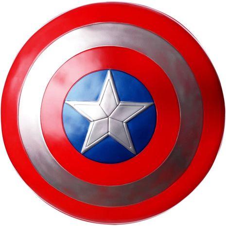 Щит Капитана Америка 24 дюйма