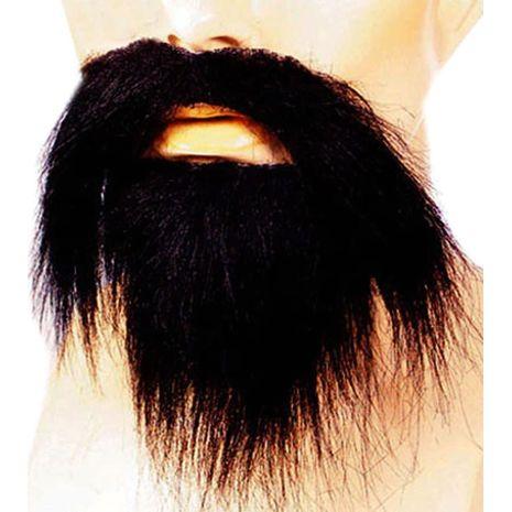Сет Усы и борода чёрный