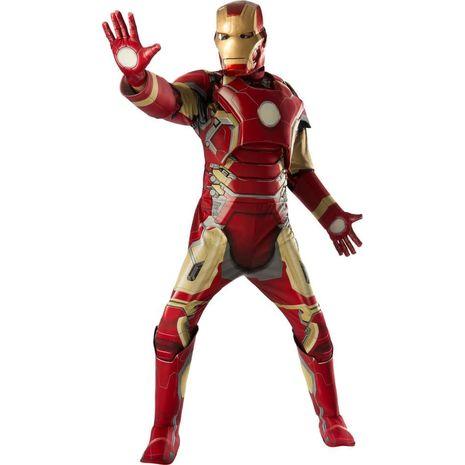 Железный человек - Марк