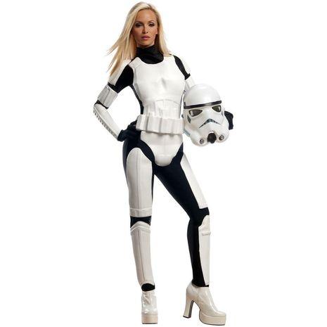 Женский костюм Штурмовика из Звездных войн