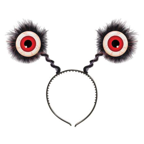 Обруч Глаза красный