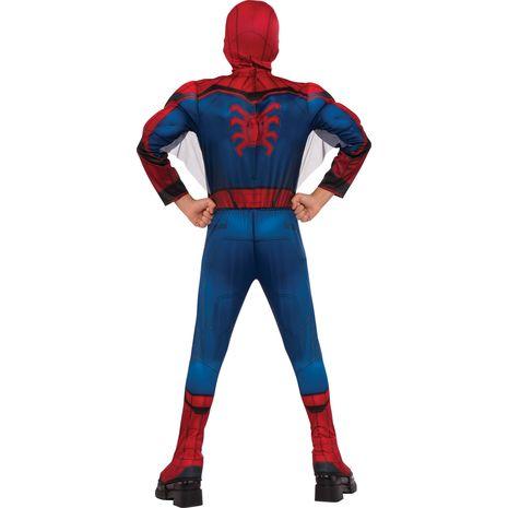Костюм Человек-паук с мускулами детский -2